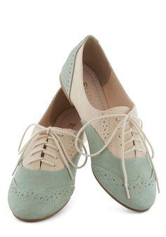 ModCloth - Candy Shop Quartet Shoe