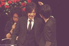 Voice actorメDaisuke Ono (小野 大輔 ) and Suzuki Tatsuhisa