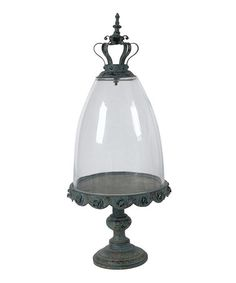 Look what I found on #zulily! Rustic Dome & Stand #zulilyfinds
