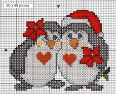 Image gallery – Page 768637861379903428 – Artofit - Salvabrani Cross Stitch Christmas Cards, Xmas Cross Stitch, Cross Stitch Cards, Cross Stitch Animals, Christmas Cross, Counted Cross Stitch Patterns, Cross Stitch Designs, Cross Stitching, Cross Stitch Embroidery