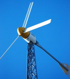 1st Small Wind Turbine Gets AWEA Certification
