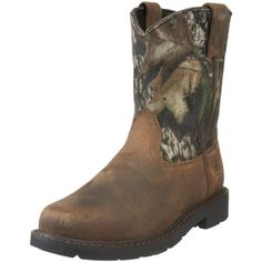 Ariat Men's Sierra Work Boot - http://shoes.goshopinterest.com/mens/boots-mens/work-boots-mens/ariat-mens-sierra-work-boot/