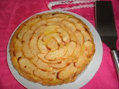 COCINA CON VISTAS: Tarta de manzana