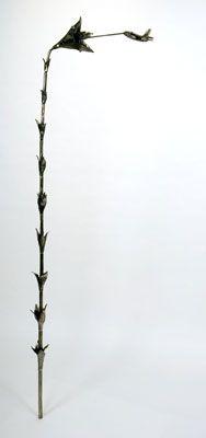 Esterio Segura | Todos quisieron volar: Hibrido de colibri | 2006 | Cast silicon bronze sculpture