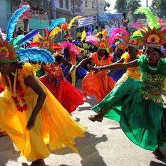 Haiti Mardi Gras Carnival  Colorful Photos of Carnival in Haiti