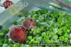 Sabe como congelar alimentos corretamente? O congelamento dos alimentos representa para uma família uma forma econômica de consumir alimentos de ...