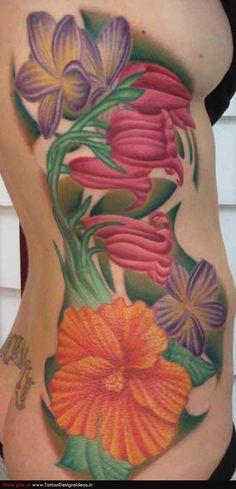 Flower Tattoos   Flower Tattoos