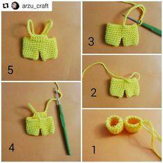 Image gallery – Page 622059767251593216 – Artofit Crochet Doll Pattern, Crochet Chart, Crochet Dolls, Crochet Clothes, Crochet Patterns, Accessoires Barbie, Baby Applique, Baby Afghan Crochet, Crochet Videos