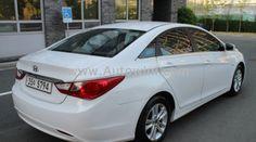 2011 Hyundai YF Sonata Y20 Grand
