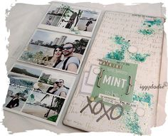 Quelques pages Project Life