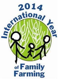 2014: International Year of Family Farming