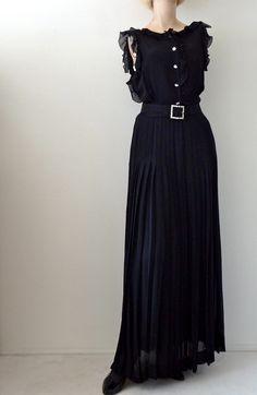 dress Vintage valentino