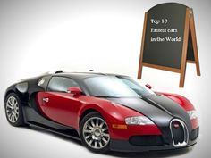 When ever you seen a fantastic car, you must think about that, which one is fastest car in the World. Here we are going to give full detail about top 10 fastest cars in the world.