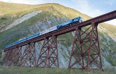 CRÓNICA FERROVIARIA: Una vez más volvió a descarrilar el Tren a las Nub...