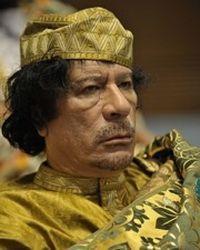 August 23, 2011 - Libyan leader Muammar al-Gaddafi is overthrown