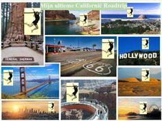 ik spring een gat in de lucht op elke plek in Californie, als ik de ultieme roadtrip win!