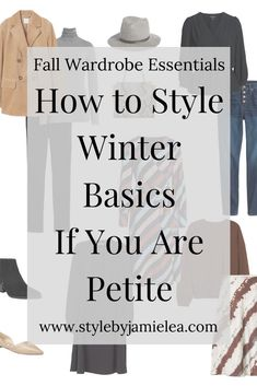 Are you looking for something to help you create the perfect essential wardrobe for Fall? My new Fall Wardrobe Essentials Style Guide will show you what to purchase for the fall and how to put all of it together to Winter Wardrobe Essentials, Wardrobe Basics, Holiday Fashion, Winter Fashion, Mom Fashion, Fashion Tips, Fashion Trends, Winter Basics, How To Have Style