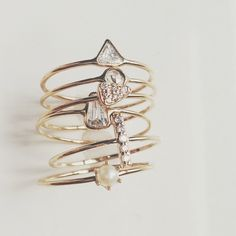 rings! Vale Jewelry