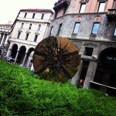 UFO a #Milano :O