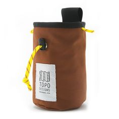 Topo Designs Chalk Bag http://topodesigns.com/products/chalk-bag
