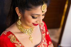 gold jewelry, bridal jewelry, gold maangtikka