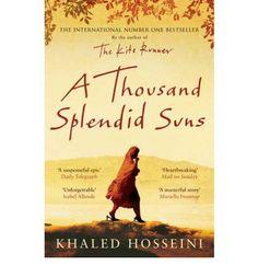 A Thousand Splendid Suns - Khaled Hosseini - #books