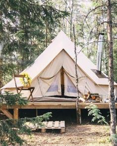 Camping Tents For Sale In Kenya; Camping In Oregon since Camping Food Hacks 2018 plus Tent Camping In Walmart Parking Lot. Camping Gear Name Brands Teepee Tent Camping, Bell Tent Camping, Cabin Tent, Camping Glamping, Outdoor Camping, Ohio Camping, Diy Tent, Camping Fabric, Family Glamping