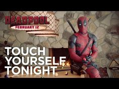This playful spot from Ryan Reynolds—we mean Deadpool—has a super important message. Testicular cancer is the most common cancer among men between ages 15 and 35—which just so happens to be the key demographic for this movie. The video is surprisingly informative, instructing men how to do a quick self-check once per month after a shower or bath. And it's hilarious.