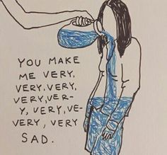 Image shared by Po ZXO. Find images and videos about aesthetic and sad on We Heart It - the app to get lost in what you love. Art Sketches, Art Drawings, Posca Art, Vent Art, Pretty Words, In My Feelings, Aesthetic Art, Art Inspo, Cool Art