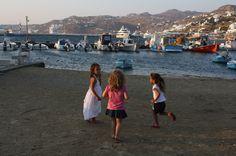 Mykonos: Dazzlingly white and windswept, with superb sandy beaches, blue-domed churches, & windmills. Luxury Villas In Greece, Mykonos Island, Luxury Accommodation, Five Star, Windmills, Sandy Beaches, Greek Islands, Vacation, Portrait