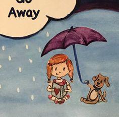 Bad Day Go Away, illustrazioni di Taylor Brandt, immagine inviata da Maddalena Mombelli