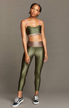 5e7a672224e25 Show Me Your Mumu Astro Stripe Legging ~ Desert Ombre Striped Leggings