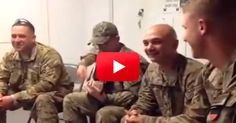 This Deployed Father Rounds Up His Fellow Soldiers to Sing His Daughter an Adorable Song | The Veterans Site Blog
