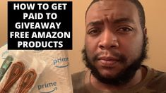 How To Get Paid To Giveaway Free Amazon Products (Make Money Online 2020) Make Money Blogging, Make Money From Home, Way To Make Money, Make Money Online, How To Get, Internet Marketing, Social Media Marketing, Surveys For Money, Money Now
