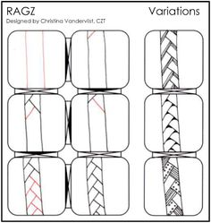 RAGS AND VARIATIONS