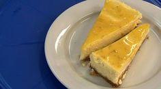 Cheesecake s limetkovým krémem — Recepty — Hobby naší doby — Česká televize