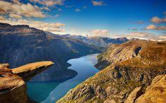 Trolltunga Norway (troll tongue)