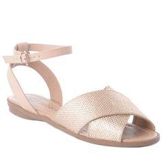 ea6b3a17e Sandália Rasteira Bebecê Olinda | Mundial Calçados - MundialCalcados