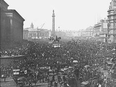 1886 visit of Queen Victoria to Liverpool Liverpool City Centre, Liverpool Town, Liverpool History, Liverpool England, Liverpool Images, St Georges Hall, Southport, New City, Historical Pictures