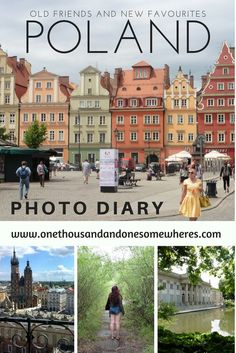 Poland Photo Diary: Old Friends and New Favourites Check out some of my favourite photos and tips from Warsaw, Wroclaw and Krakow!