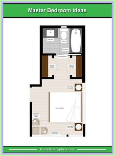 master bedroom floor plans with office-#master #bedroom #floor #plans #with #office Please Click Link To Find More Reference,,, ENJOY!! Master Bedroom Layout, Bedroom Layouts, Bedroom Ideas, Budget Bedroom, Bedroom Decor, Floor Plan With Dimensions, Bedroom With Sitting Area, Kitchen And Bath Remodeling, Bedroom Floor Plans