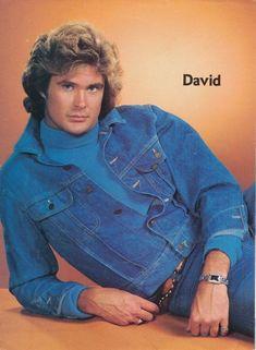 Young David Hasselhoff