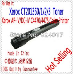 (79.00$)  Watch more here - http://aijif.worlditems.win/all/product.php?id=1250547747 - For Xerox CT201360 CT201361 CT201362 CT201363 Toner Cartridge,Refill Toner For Xerox DocuCentre-IV C4470 C4475 4470 4475 Copier