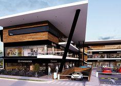 SPV Arquitectos | PLAZA COMERCIAL