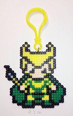 Marvel Heroes Hama Bead : Loki