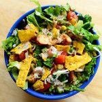 Pioneer Woman's Chicken Taco Salad