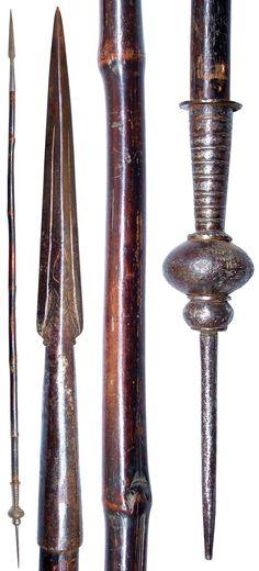 Bhala spears
