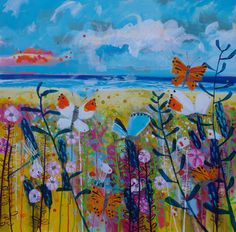 'Butterfly way' by Claire West