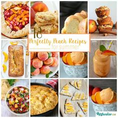 Perfectly Peachy Recipes for Summer-jpg