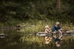 By the Stream by Adrian Murray on 500px
